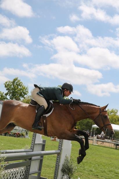Menlo horse show_jumping_vertical
