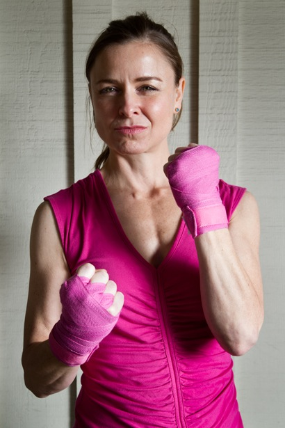 Katherine Brown the Boxing Dentist