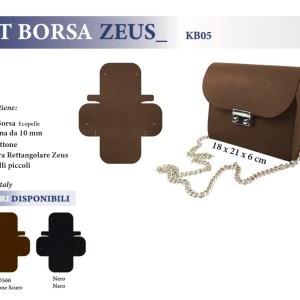 Kit Borsa Zeus