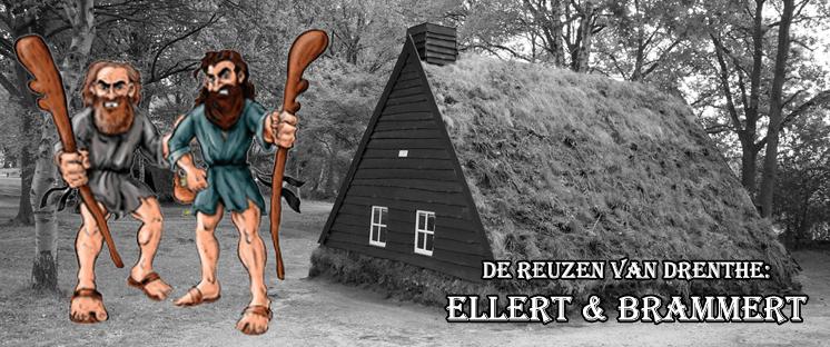 De reuzen van Drenthe: Ellert en Brammert