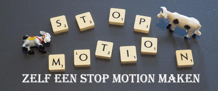 Zelf een stop motion maken