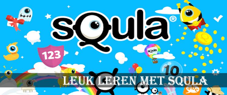 Leuk leren met Squla