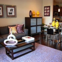 Decorating Living Room Dining Combo Drapery 4 Tricks To Decorate Your And 4tricks