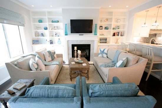 beach living room decor framed pictures breezy decorating ideas for the new year of 2016