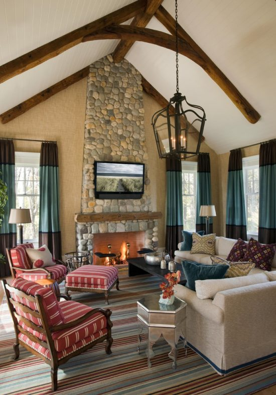 traditional living room design ideas 2016 interior images india enjoy the beauty and coziness of for a chalet