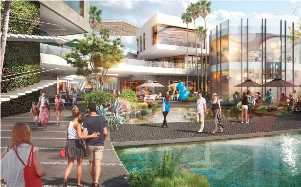 Primer 'Fashion mall' en Tijuana. Península, el nuevo 'City Hub ...