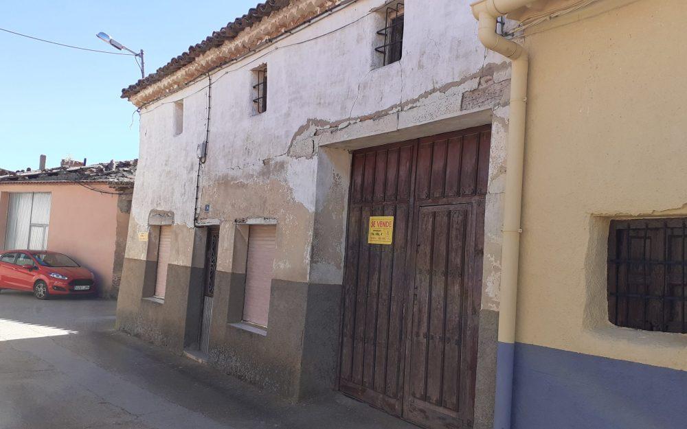 Casa en Calle las Eras en Tagarabuena