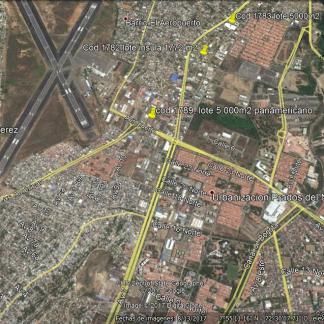 Vendo Lote 5.000m2 via aeropuerto Barrio Panamericano, Cod 1789, Cúcuta