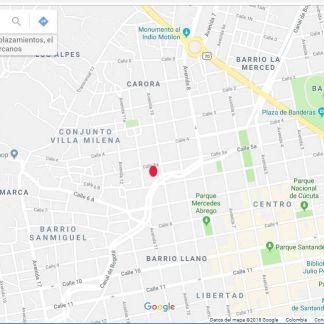 Vendo lote 700m2 en Carora, Cucuta