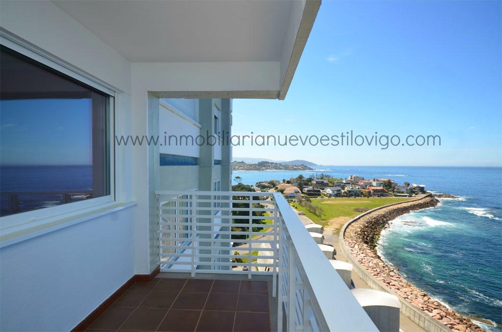 Espectaculares vistas desde este dplex situado en la isla