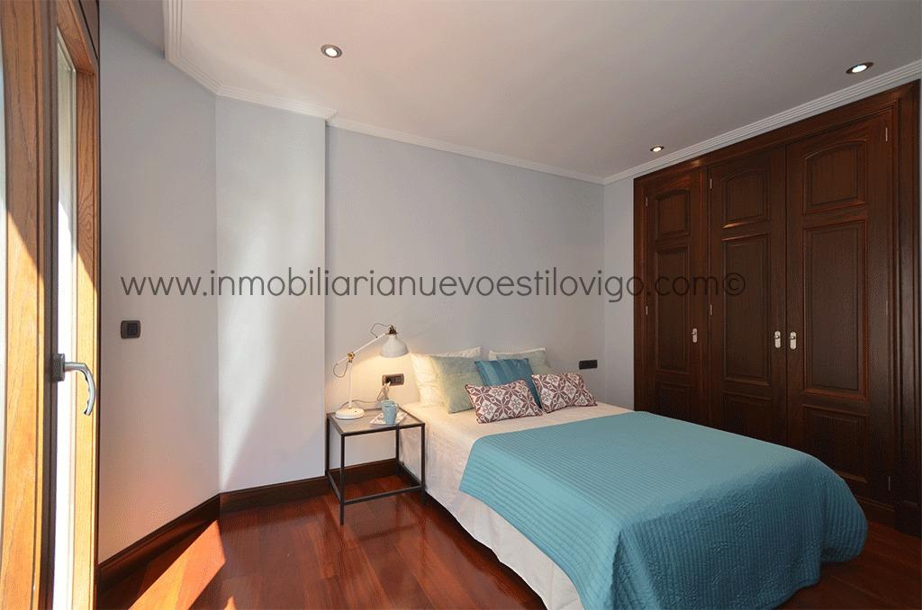 Soleado apartamento a estrenar con garaje en el edificio SUEVIA C Marqus de ValladaresVigo_zona centro  inmobiliaria nuevo estilo