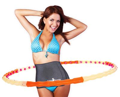 pierdeți greutatea cu un hula hula ponderată