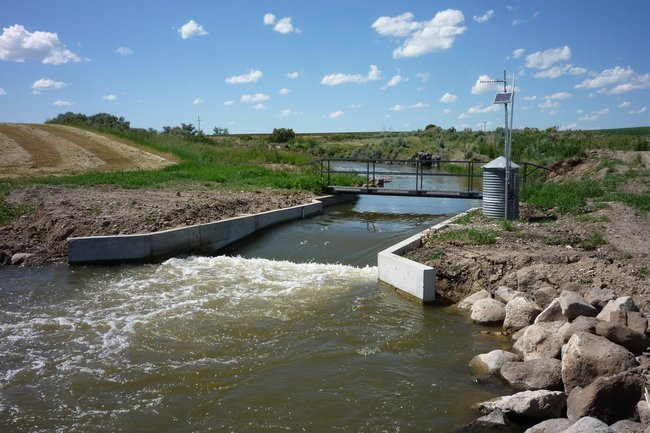 Custom Broad Crested Weir or Ramp Flumes
