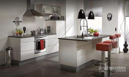 ▷ 15 diseños de barras o islas de cocina para la casa 【 Inmuebles 2020 】