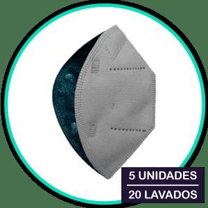 Packs Mascarillas Airnatech Plus Rojas - inmunealvirus