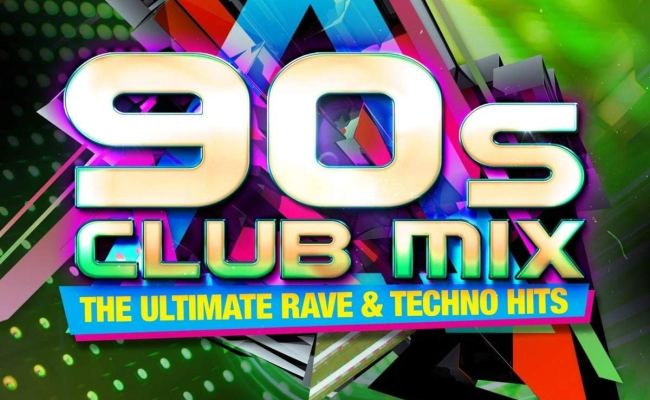 90s Club Mix Vol 2 The Ultimative Rave Techno Hits