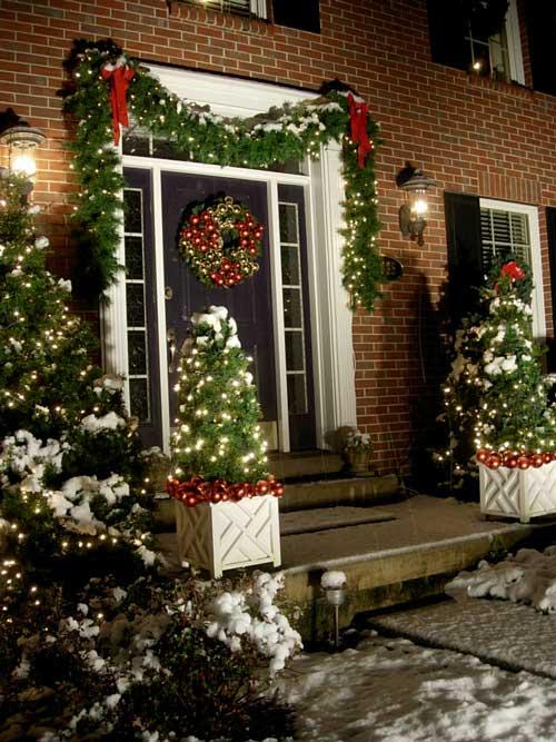 Christmas Lights Exterior