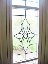 Gallery Glass Front Door Sidelights | In My Own Style