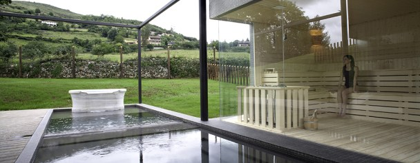 aquaxana sauna