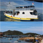 how to organise a boat trip to rinca and komodo