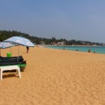unawatuna beach is nice