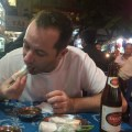 best night market saigon spring rolls and beer