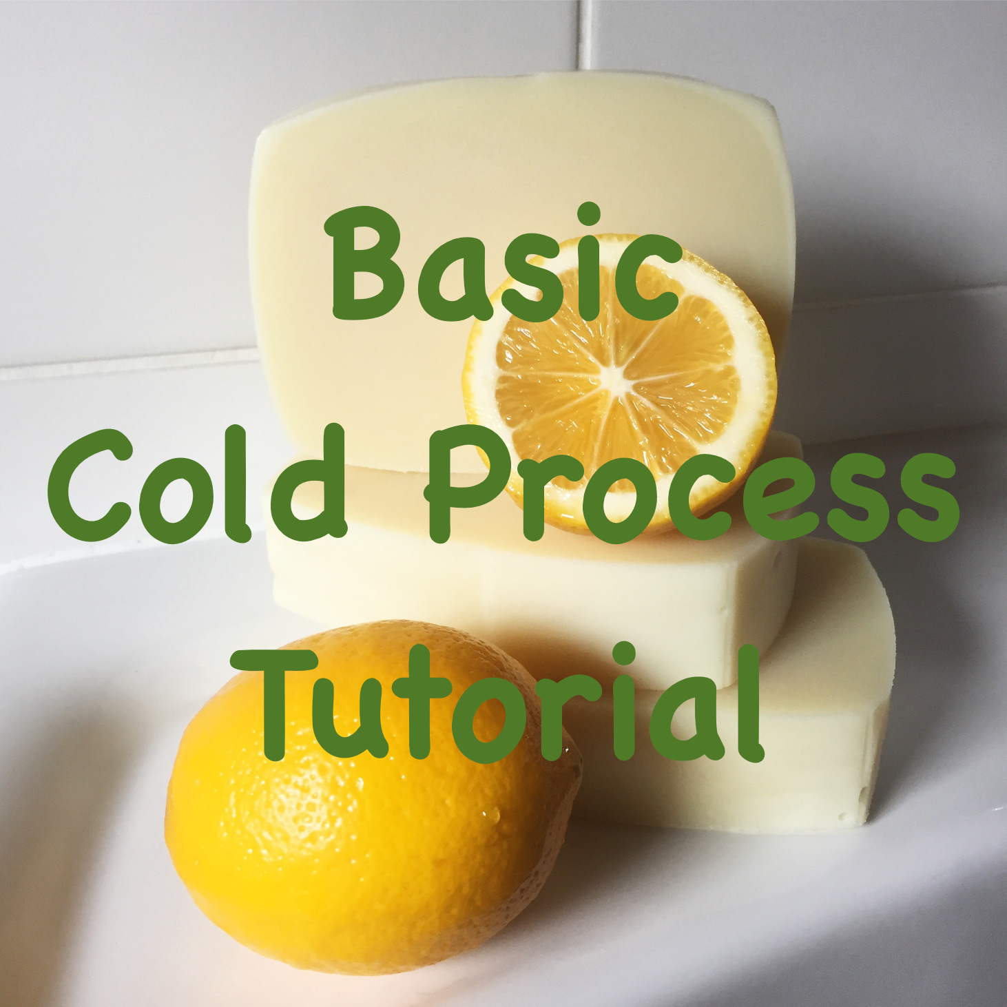 basic soap making