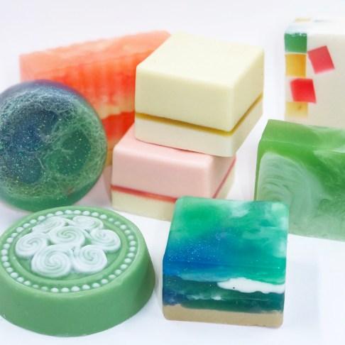 Melt & pour soaps