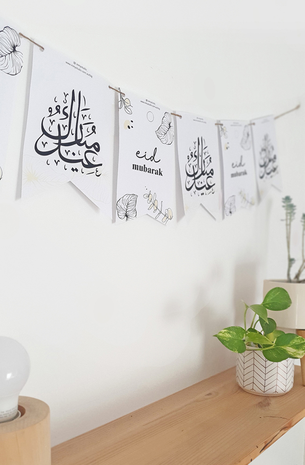 Eid 2020 | Eid Bunting Flags