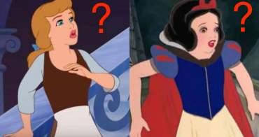 多數迪士尼公主都「缺少一個身體部位」,就連白雪公主和小美人魚也沒有! - 動漫的故事