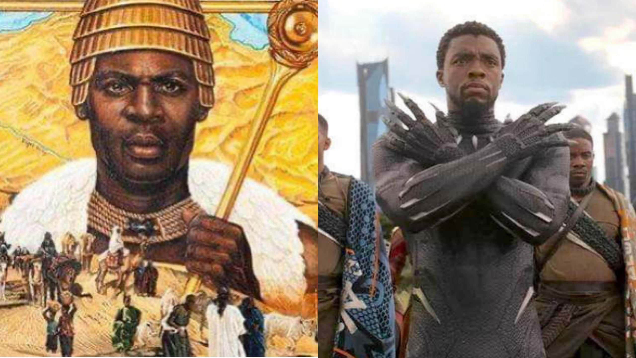 「歷史上真的有《黑豹》的瓦干達存在?」他是世界上最有錢的國王,一次旅行費用就搞垮了國家 - 我們用 ...