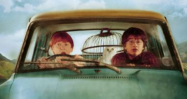 【有趣分析】為什麼《哈利波特》中,榮恩家的汽車會這麼任性? - 我們用電影寫日記