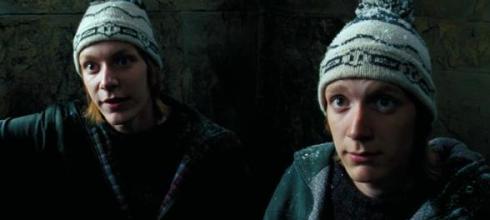 《哈利波特》不是只有衛斯理雙胞胎,其實你還忽略了「這 4 對雙胞胎」! - 我們用電影寫日記