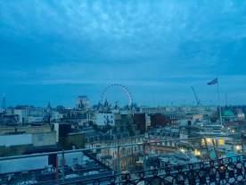 View of Trafalgar Square
