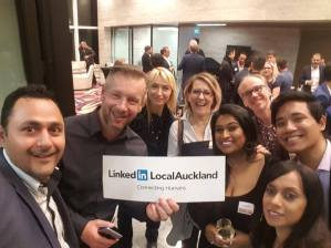 LinkedIn local Auckland