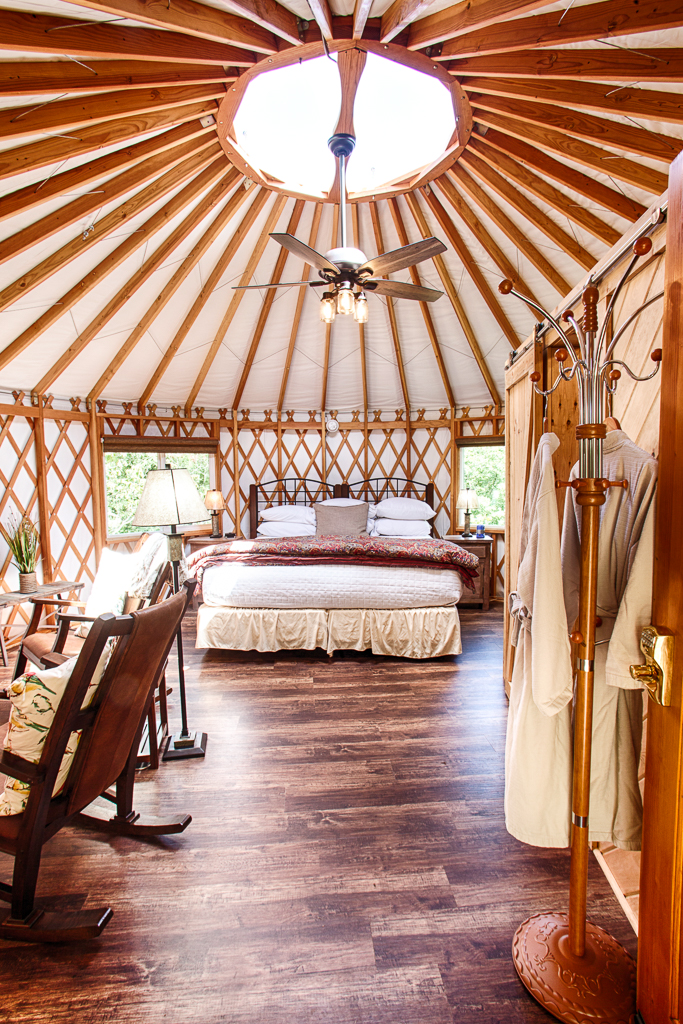 The Ultimate Yurt Camping in Ohio Experience Awaits