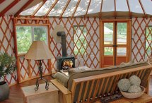 Yurts Inn & Spa Cedar Falls