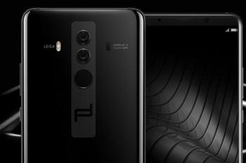 華為Mate10正式發表,搭載Kirin970處理器,5.9吋螢幕及萊卡認證雙鏡頭相機。