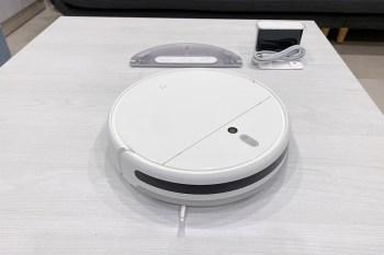 [開箱]小米最便宜的掃地機器人-米家掃拖機器人1C的使用體驗分享及優缺點。