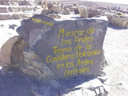 przełęcz na 4900 m.n.p.m.