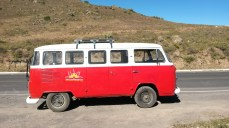 nasz transport w Cabanaconde