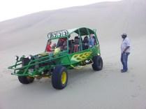 buggie do przejażdżek po pustyni
