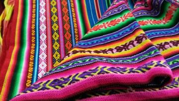 Cuzco jest bardzo kolorowe