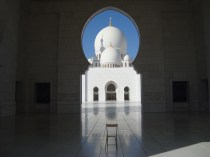 Meczet w Abu Dabi