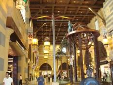 Wnętrze Batuta Mall