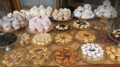 Katalońskie słodkości