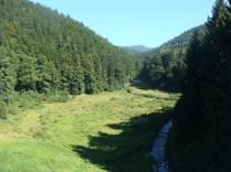 Okolice Międzygórza latem
