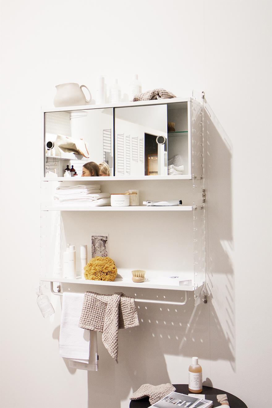 IMM Cologne Sanitär string bathroom plexpocket Wellness