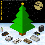 Album art for The 8bits of Christmas