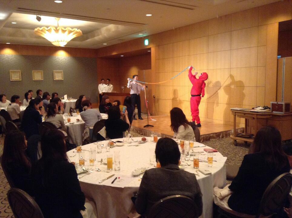 社内の活性化につながる社内イベントの種類と、成績優秀表彰パーティーの盛り上げ事例のご紹介